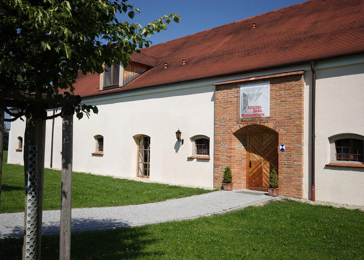 Unser Bier Schlossbrau Mariakirchen